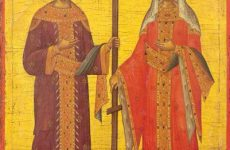 Πανηγύρεις Αγίων Κωνσταντίνου & Ελένης