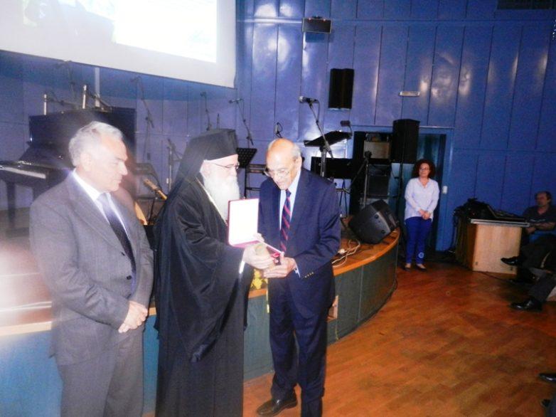 Προσκύνημα στο Άουσβιτς από τον Μητροπολίτη Δημητριάδος