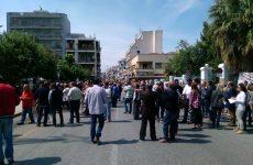 Πενιχρή η συμμετοχή στην απεργία εργαζομένων ΟΤΑ  Μαγνησίας