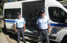 Κινητή Αστυνομική Μονάδα (Κ.Α.Μ.)   στο νομό Τρικάλων