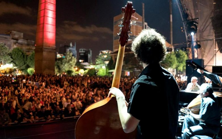 16 th Athens Technopolis Jazz Festival
