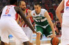 Μπάσκετ: Έσπασε» την έδρα του Ολυμπιακού ο Παναθηναϊκός- Επεισόδια με τραυματίες στο ΣΕΦ