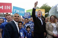Συμμαχία Σαντίκ Καν και Ντ.Κάμερον εναντίον του Brexit