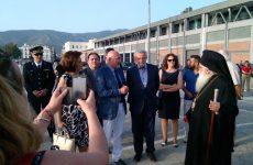 Με το προσωπικό του ΟΛΒ  συναντήθηκαν υπουργός και  γραμματέας Λιμένων