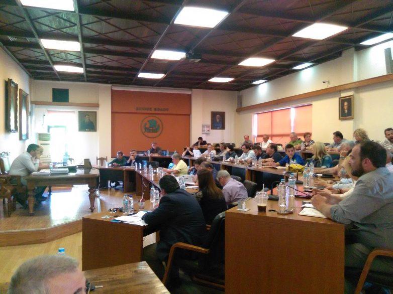 Νέα αναβολή συνεδρίασης του Δ. Σ. Βόλου  για τον ΧΥΤΑ