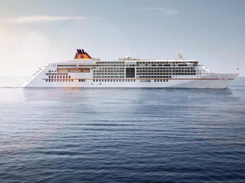"""Στο Βόλο αύριο  το κρουαζιερόπλοιο """"Europa II"""""""