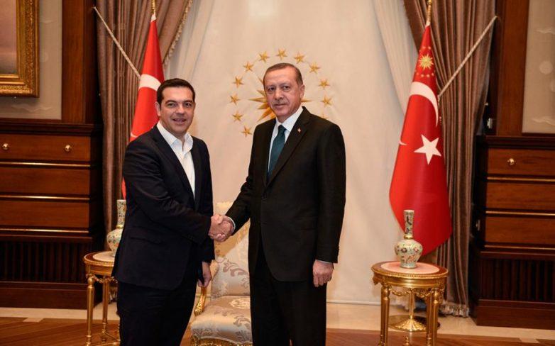 Συνάντηση Τσίπρα – Ερντογάν στις 23 Μαΐου