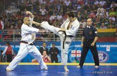 Επέστρεψε από την Τυφλίδα η Ελληνική Ομάδα του Shinkyokushinkai KARATE