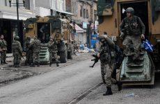 Τουρκία: Οκτώ τούρκοι στρατιώτες και 15 κούρδοι αντάρτες νεκροί σε συγκρούσεις