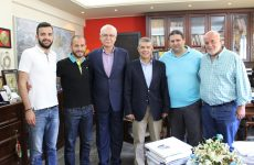 Στη Λάρισα το Champions League Κωφών την άνοιξη του 2017