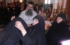 Νέα Μοναχή στην Ιερά Μονή Παμμεγίστων Ταξιαρχών Πηλίου