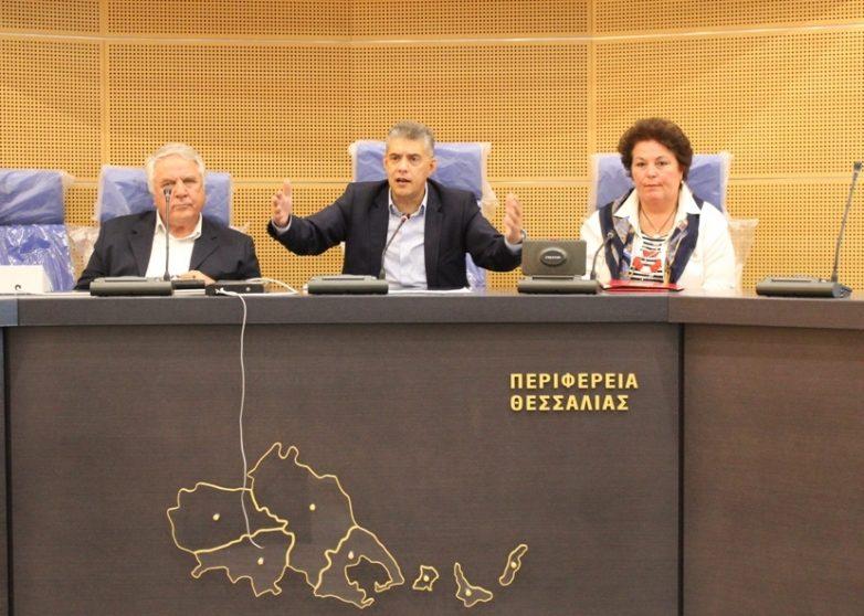 Σύσκεψη  για την Οζώδη Δερματίτιδα με τη συμμετοχή κτηνοτρόφων