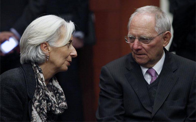 SZ: «Οχι» Σόιμπλε στην πρόταση ΔΝΤ για περίοδο χάριτος έως το 2040