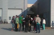 Κλιμάκιο συνδικαλιστών στο «Μόζα» για την πρωτομαγιάτικη απεργία