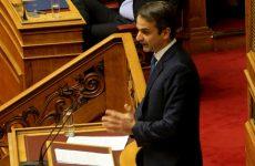 Μητσοτάκης: Θα ήμουν ασυγχώρητος αν δεν ζητούσα εκλογές