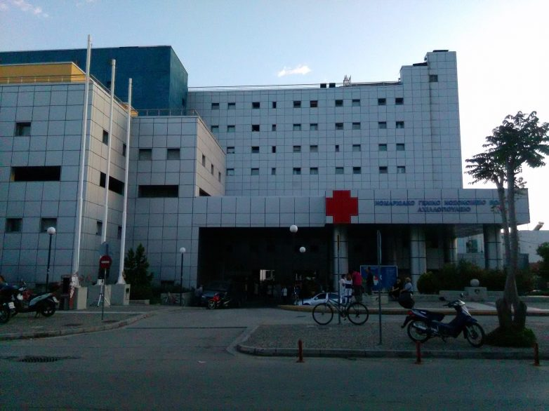 Σώθηκε νεογέννητο κοριτσάκι χάρη στην παρέμβαση νοσηλευτή
