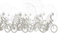 O 2ος Ποδηλατικός Γύρος Λίμνης Κάρλας