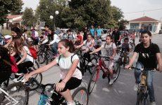 Μια βόλτα με… ποδήλατα  για καλό σκοπό στον Βόλο