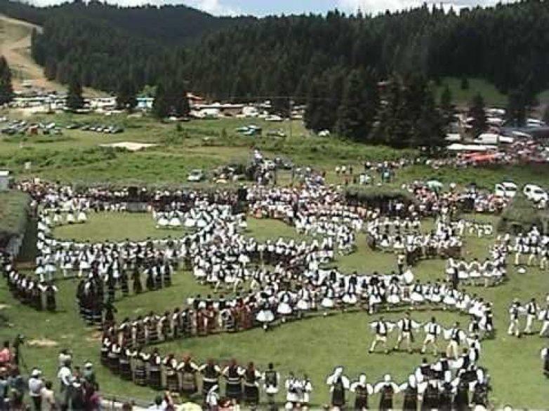 Πανελλήνιο Φεστιβάλ Σαρακατσάνικης Νεολαίας  στο Περτούλι