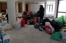 Συλλογή ρούχων για τους πρόσφυγες