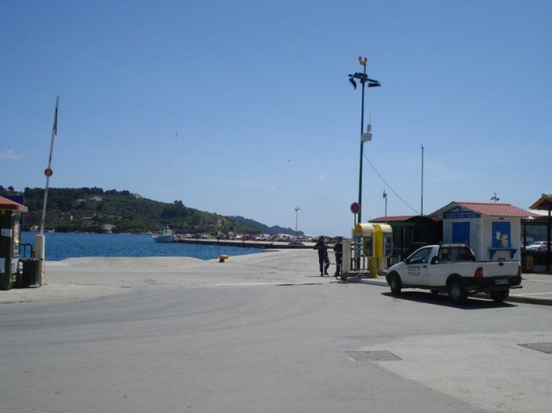 Προς απέλαση Αλβανός στη Σκιάθο
