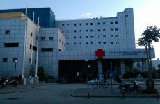 Κλοπή ιατρικού εξοπλισμού από το Νοσοκομείο Βόλου