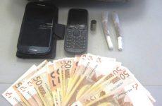 Σύλληψη για κατοχή κάνναβης στη Λάρισα