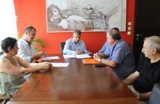 Έργα προστασίας σε Πηνειό και Ενιπέα από την Περιφέρεια Θεσσαλίας