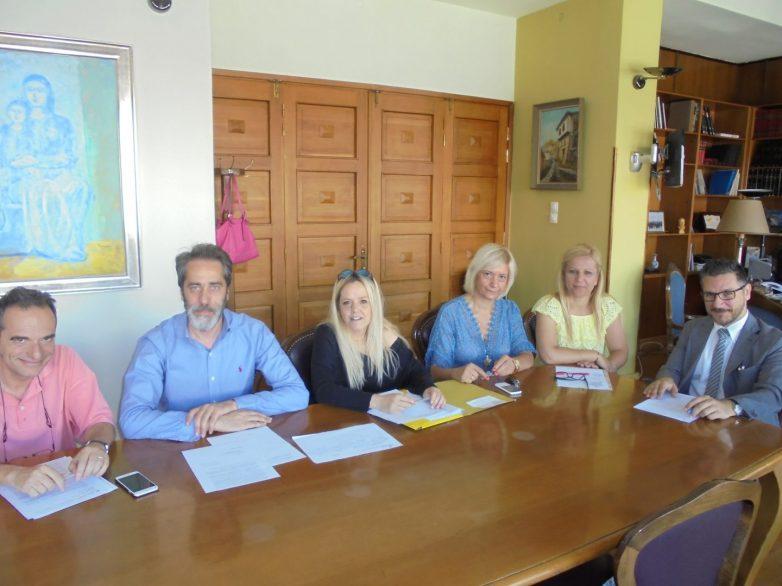 Συγκρότηση Επιτροπής Κοινωνικής Υποστήριξης Περιφερειακής Ενότητας Μαγνησίας