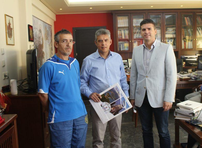 Στην τελική ευθεία οι προετοιμασίες για το Διεθνές Τουρνουά Τένις «Olympus Open 2016» σε αναπηρικά αμαξίδια