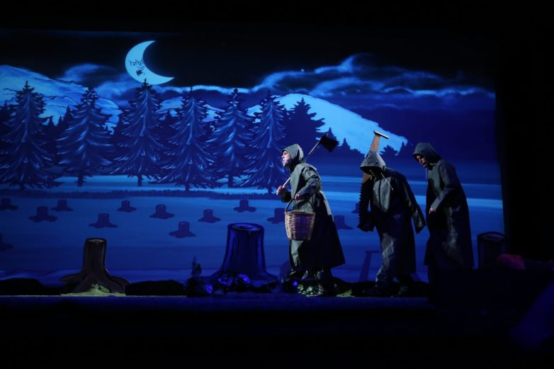 Το θεατρικό έργο «Τα Ψηλά Βουνά» του Ζαχαρία Παπαντωνίου αναμένεται στον Βόλο