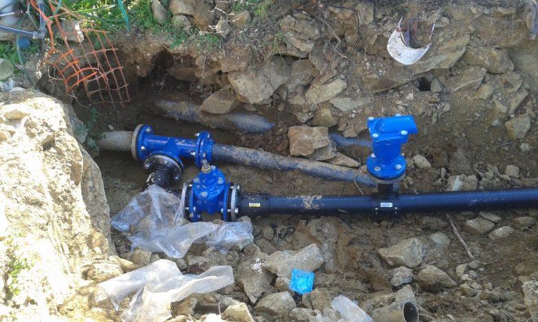 ΔEYAMB: δεν χλωριώνεται το νερό της Πορταριάς