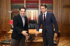 Με κλειστά χαρτιά στους αρχηγούς ο Αλ.Τσίπρας
