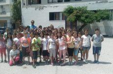 Δενδροφύτευση στο 4ο Δημοτικό Σχολείο Ν. Ιωνίας