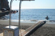 Σύστημα SEATRAC στην ακτή Αναύρου
