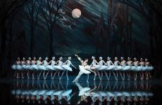 «Η Λίμνη των Κύκνων» στο  Θερινό Δημοτικό Θέατρο Βόλου