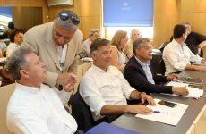 Συνεδρίασε η Επιτροπή για την αναθεώρηση του θεσμικού πλαισίου της Τοπικής Αυτοδιοίκησης