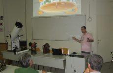 Αρχίζουν τα μαθήματα  του Θερινού Σχολείου Αστρονομίας στο Βόλο