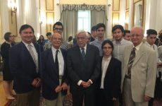 Την Εταιρεία Αστρονομίας τίμησε ο πρόεδρος της Δημοκρατίας