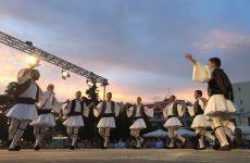 Με ελληνικούς παραδοσιακούς ήχους συνεχίστηκε  η «Ναυτική Εβδομάδα στο Βόλο 2016»