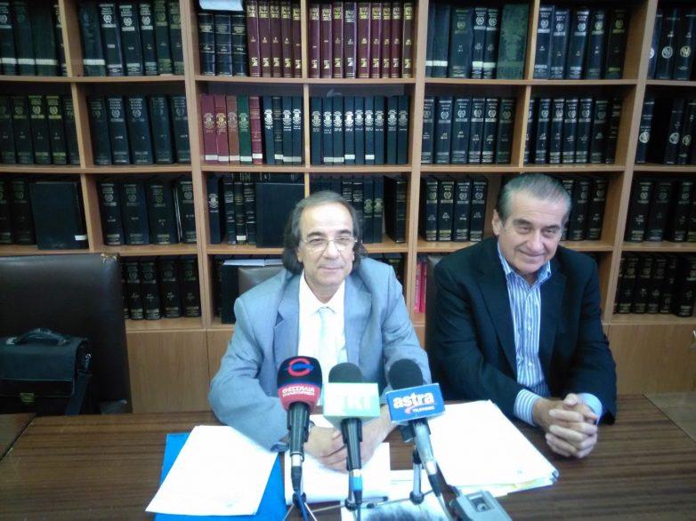 """Πρόεδρος ΔΣΒ: """"Nα προχωρήσουν oι διαδικασίες για την ανέγερση νέου δικαστικού μεγάρου στο Βόλο"""""""