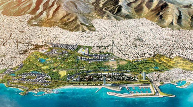 Lamda Development για Ελληνικό: 70.000 θέσεις εργασίας στην πλήρη ανάπτυξη του έργου