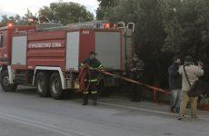 Εύβοια: Υπό έλεγχο η πυρκαγιά στην περιοχή Δοκός