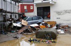 Πλημμύρες σαρώνουν Γαλλία, Γερμανία και Βέλγιο