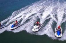 Αλλαγή πλεύσης στο  Παγκόσμιο  Πρωτάθλημα  Jet Ski