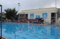 Επιτυχημένη εμφάνιση των τμημάτων κολύμβησης του Ολυμπιακού Βόλου