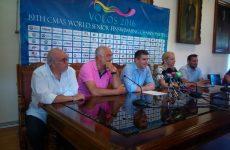 Φαντασμαγορική τελετή έναρξης στο 19ο Παγκόσμιο Πρωτάθλημα Τεχνικής Κολύμβησης