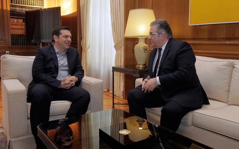 Αρνητικός ο Κουτσούμπας σε συναίνεση για εκλογικό νόμο και συνταγματική αναθεώρηση