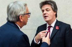 Παραίτηση  Λόρδου Χιλ από την Ευρωπαϊκή Επιτροπή