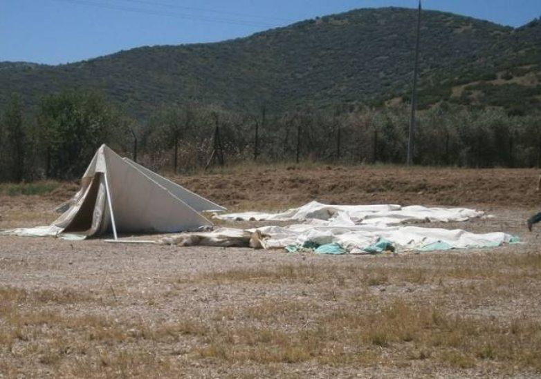 Ερώτηση Παν. Ηλιόπουλου για την  εγκατάσταση λαθρομεταναστών στο στρατόπεδο «Ζώγα»